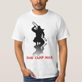 Band Camp Ninja Shirts