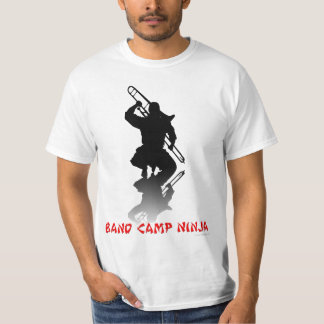 Band Camp Ninja T-Shirt