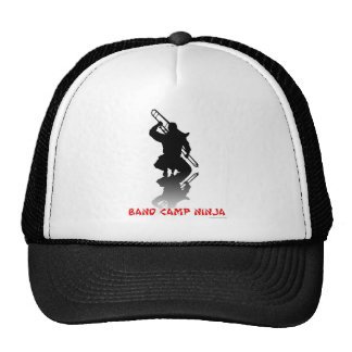 Band Camp Ninja Trucker Hat
