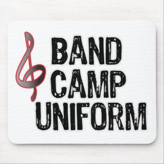Band Camp Uniform Mouse Pad