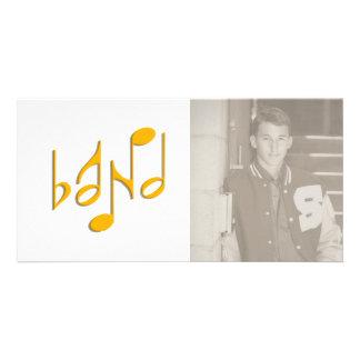 band card