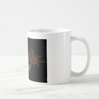Band Director Classic White Coffee Mug