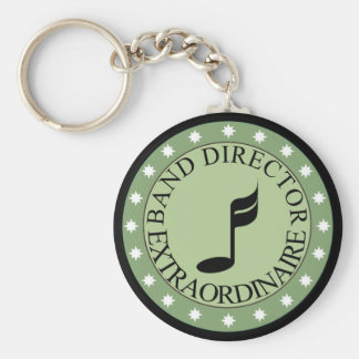 Band Director Gift Keychain
