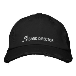 Band Director Hat