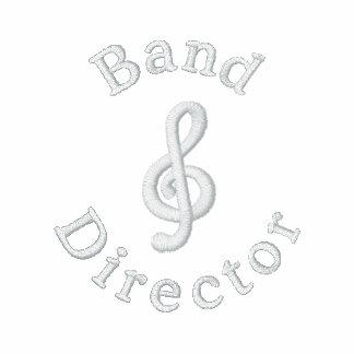 Band Director Long  Sleeve Shirt