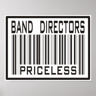 Band Directors Priceless Print