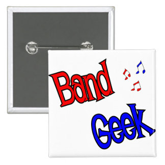 Band Geek Button