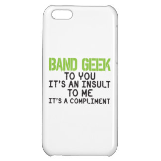 Band Geek Insult iPhone 5C Cover