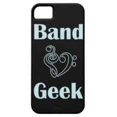 Band Geek Iphone 5 Case at Zazzle