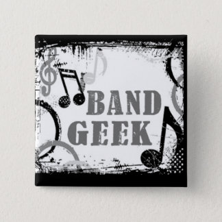 Band Geek Pin
