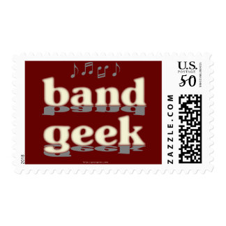Band Geek Postage