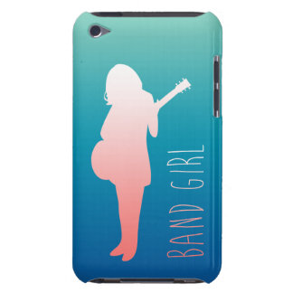 """""""Band Girl"""" Ombre iPod Case-Mate Cases"""