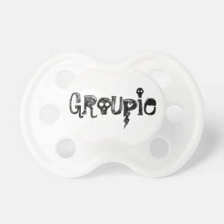 Band Groupie Pacifier