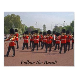 Band Invitation