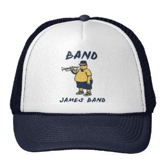 Band, James Trucker Hat