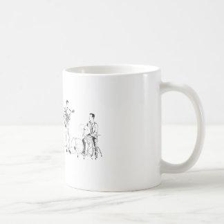 Band Jazz Coffee Mug