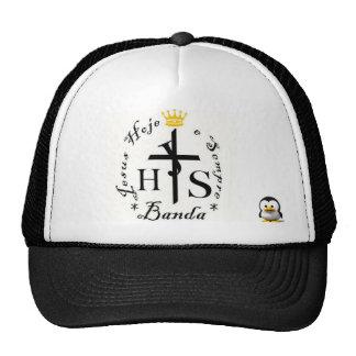 Band JHS penguin Trucker Hat