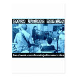 Band Juliano Moreira Postcards