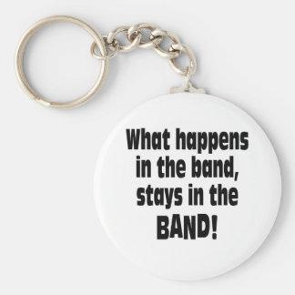 Band Keychain