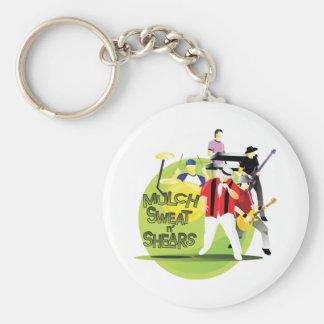 Band Keychain - Customize