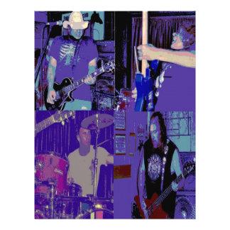 Band live July 2009 Flyer