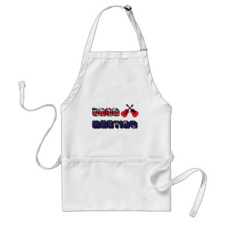 Band Meeting Murray Adult Apron