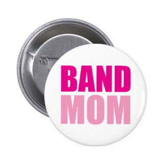 Band Mom Button