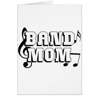 Band Mom Card