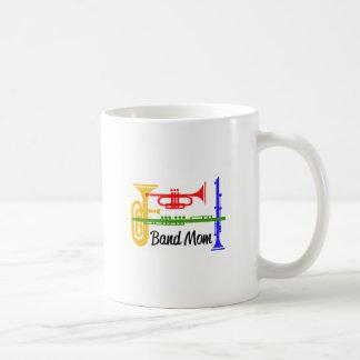 Band Mom Coffee Mug
