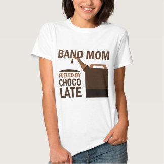 Band Mom (Funny) Chocolate Shirt