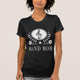 Band Mom Gift Idea Tee Shirt