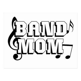 Band Mom Postcard