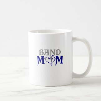 Band Mom T-shirts and Gifts Coffee Mug