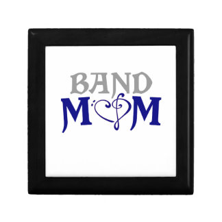 Band Mom T-shirts and Gifts Keepsake Box