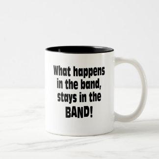 Band Coffee Mugs