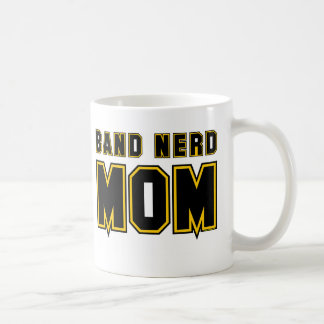 Band Nerd Mom Coffee Mug
