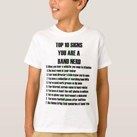 Band Nerd Top 10
