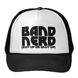 Band Nerd Trucker Hat