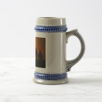 Band of Brothers Beer Stein