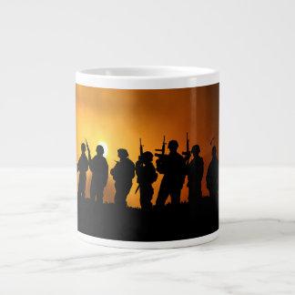 Band of Brothers Giant Coffee Mug