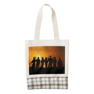 Band Of Brothers Zazzle HEART Tote Bag