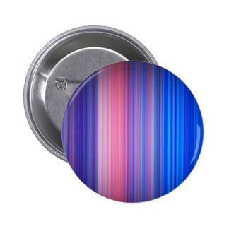 Band of Color Pinback Button