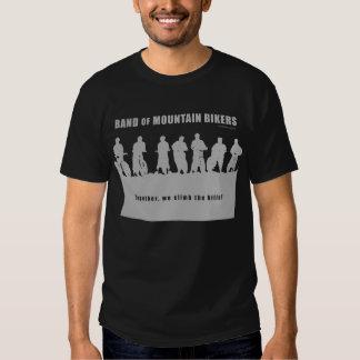 Band of Mountain Bikers T-shirts