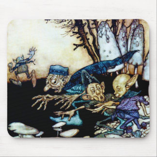 Band of Workmen Mouse Pad