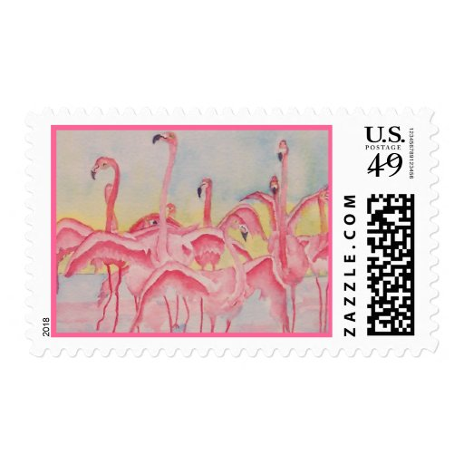 Band on the Run Stamp
