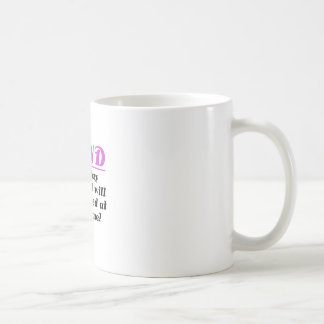 Band One day Football will be played at Halftime Coffee Mug