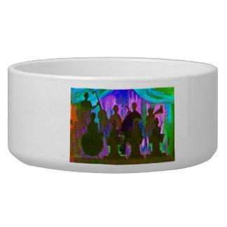 Band Painting Bowl