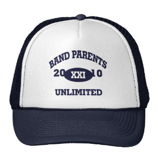 Band Parents Unlimited/ Navy Hats