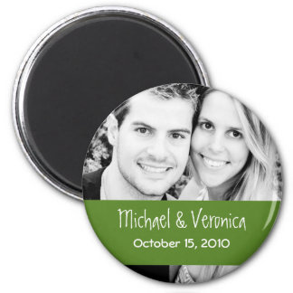 Band Photo Save the Date Magnet