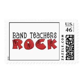 Band Teachers Rock Stamp